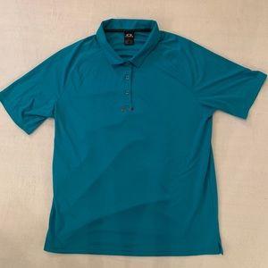Oakley Blue Polo